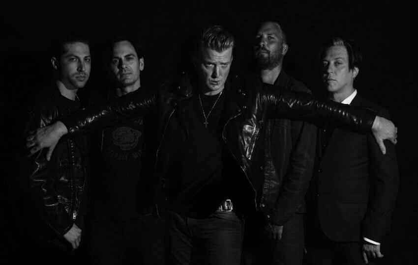 Queens Of The Stone Age (2017)