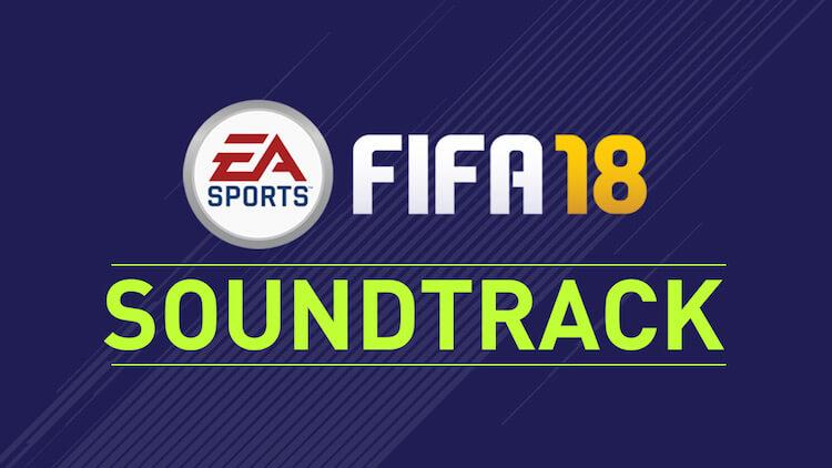 Banda Sonora FIFA 2018