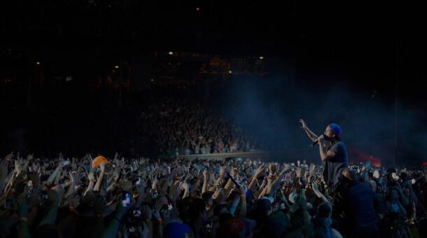 La película 'Let's Play Two' de Pearl Jam llega a los cines de España