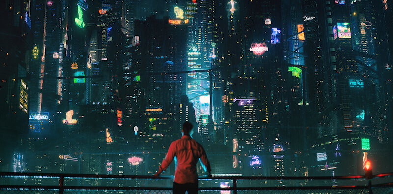 Altered Carbon - Serie Netflix
