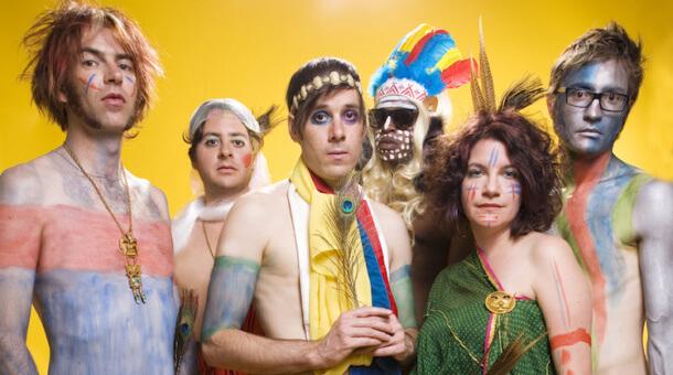 Of Montreal anuncia nuevo disco y comparte single: 'Paranoiac Intervals/Body Dysmorphia'