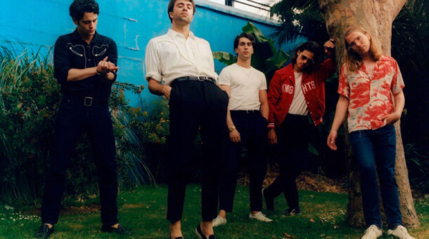 The Vaccines comparte otra canción de su próximo disco: 'Your Love Is My Favourite'