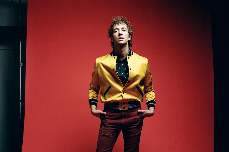 Albert Hammond Jr (2018)