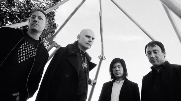The Smashing Pumpkins anuncia gira de conciertos para 2018