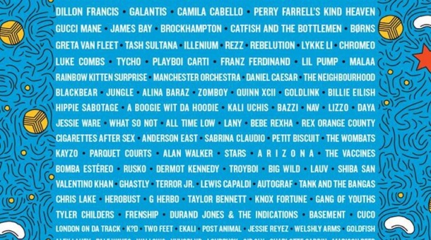 Lollapalooza 2018 desvela su espectacular cartel