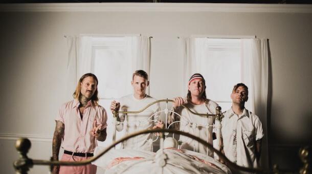 The Used anuncia gira por Europa para verano de 2018