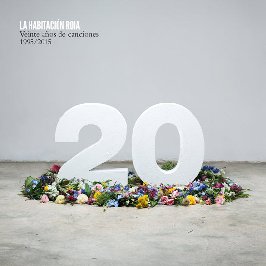 20 años de canciones 1995/2015 - La Habitación Roja