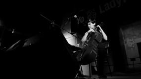 Concierto de Aries y Mursego en la sala Moby Dick de Madrid, en noviembre