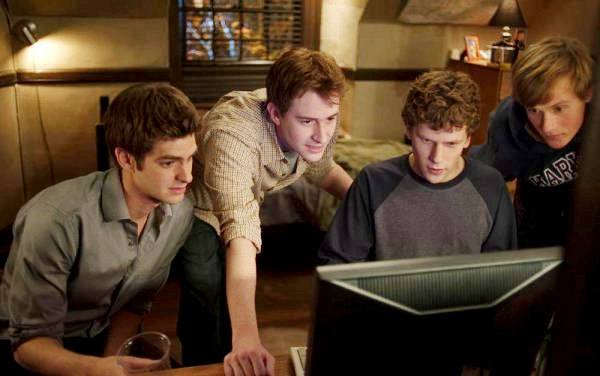 Película The social network