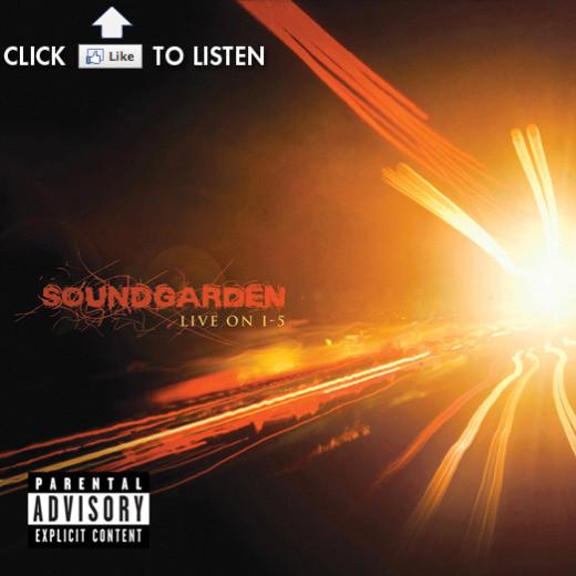 Soundgarden - Live on 15