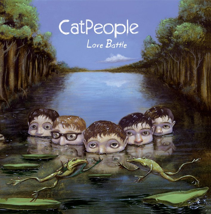 CatPeople - Love Battle