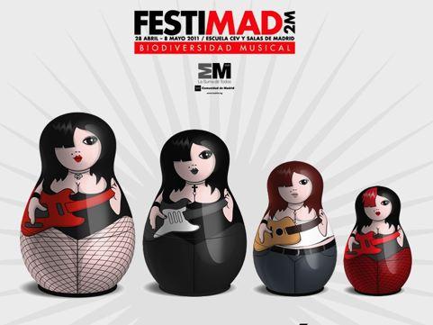 Festimad 2M 2011