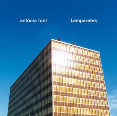 Antónia Font - Lamparetes - Portada