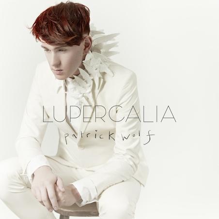 Portada - Lupercalia - Patrick Wolf