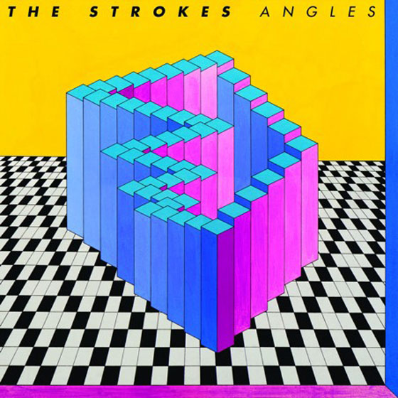 The Strokes - Angles - Portada