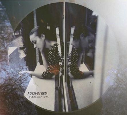 Russian Red - Fuerventura - Portada