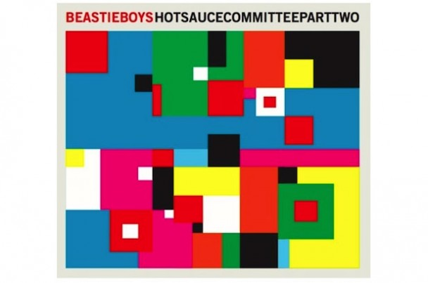 Beastie Boys - Hot Sauce Committee 2 - Portada