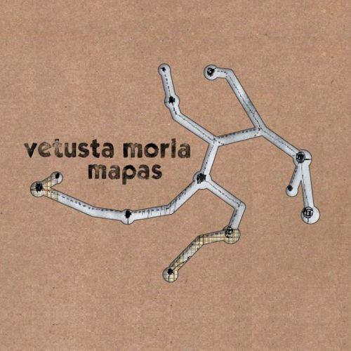Portada de Mapas - Vetusta Morla