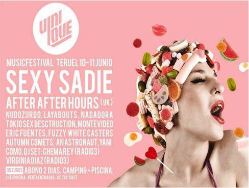 Vinilove Music Festival 2011 - Cartel