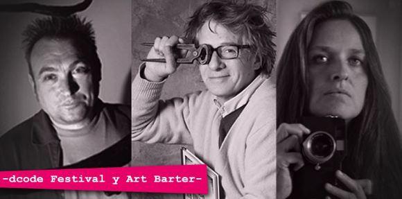 DCode Festival - Art-Barter