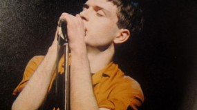 Aniversario de la muerte de Ian Curtis