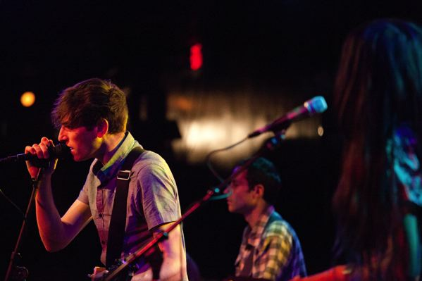 The Pains of Being Pure At Heart - Boston