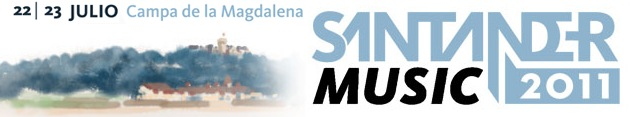 Santander Music 2011