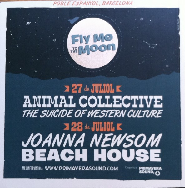 Cartel Festival Fly Me To The Moon 2011