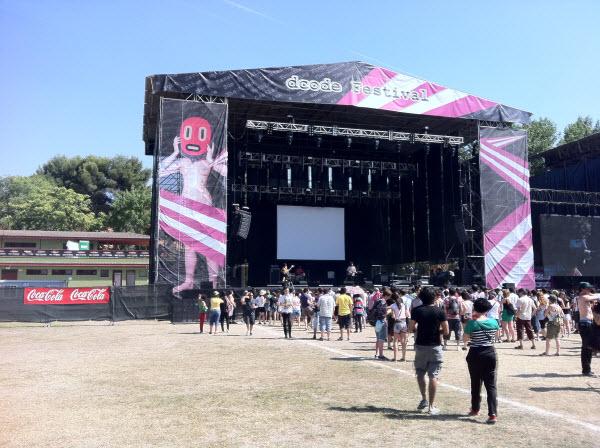 Dcode Festival - A pleno sol