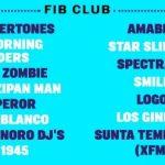 FIBERFIB - Conciertos escenario Fiberclub