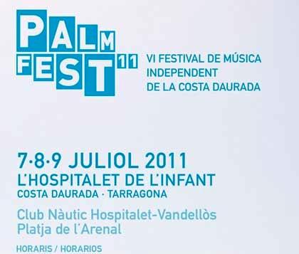 PalmFest 2011 - Horarios