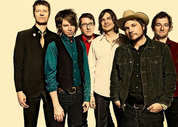 Wilco en plan guaperas