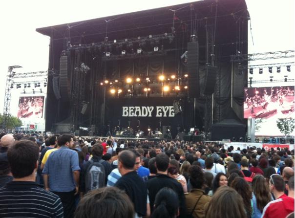 Beady Eye - Bilbao BBK Live 2011