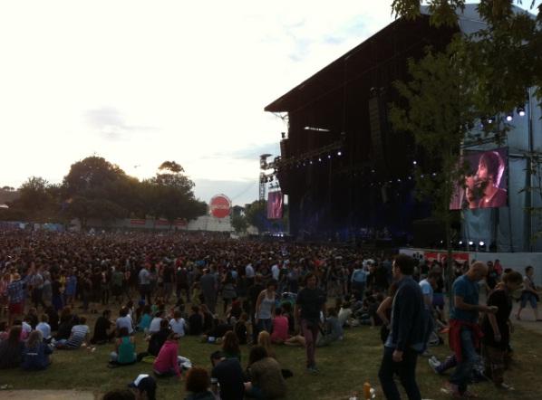Vetusta Morla - Bilbao BBK Live 2011