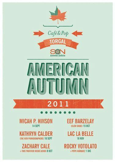 American Autumn 2011