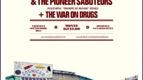 Homeless Music Festival confirma a The War On Drugs y Micah P. Hinson