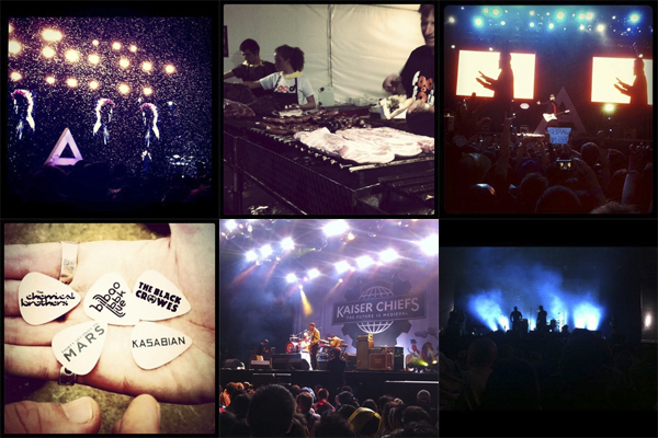 instagram - Bilbao BBK Live 2011