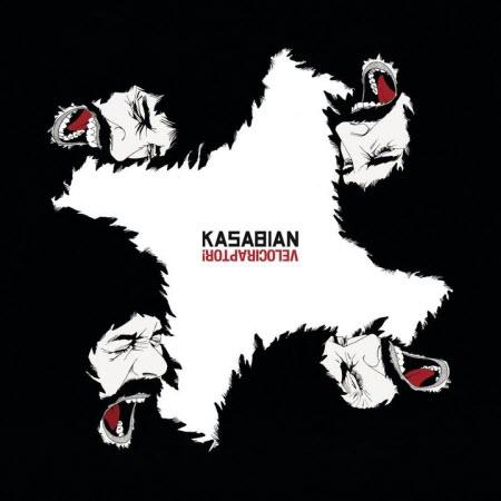 Portada Velociraptor - Kasabian