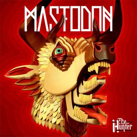 Portada Mastodon - The Hunter