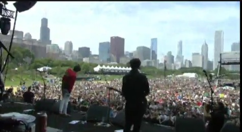 The Vaccines - Lollapalooza 2011