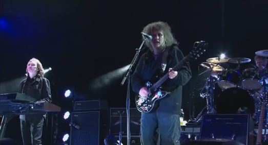The Cure - Bestival 2011