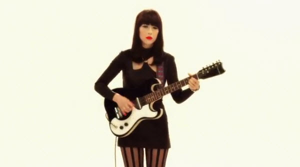 Vídeo de Dum Dum Girls – Bedroom Eyes