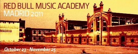 Red Bull Music Academy 2011