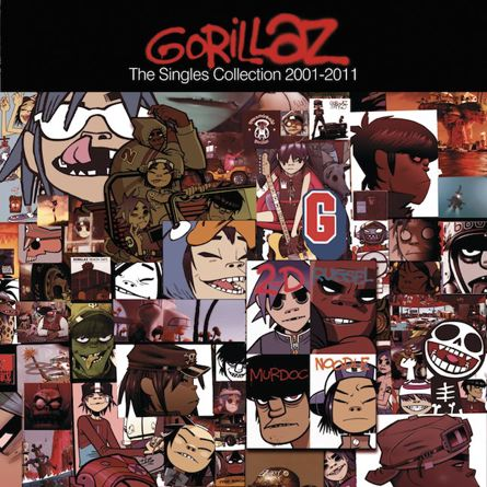 Gorillaz - The Singles Collection: 2001-2011
