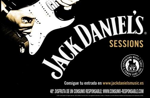 Jack Daniel´s Sessions 2011