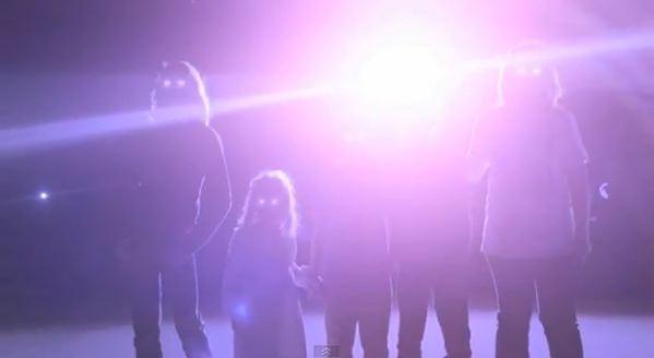 Vídeo de M83 - Midnight City