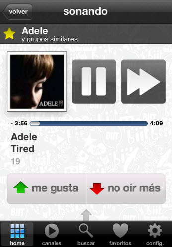 Biit - App para iPhone - Radio Online