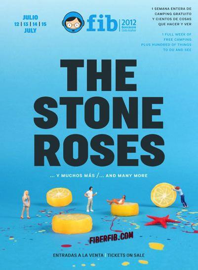 FIB 2012 - The Stone Roses