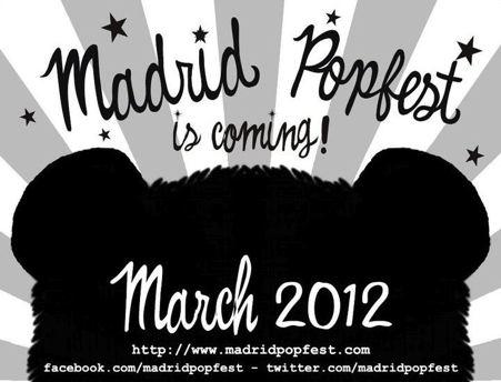 Madrid Popfest 2012