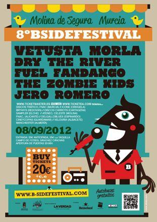 Cartel Bside Festival 2012